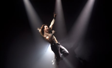 First Look: Tom Cruise in Rock of Ages
