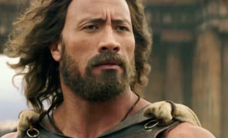 Hercules Trailer: Man Cannot Escape His Fate