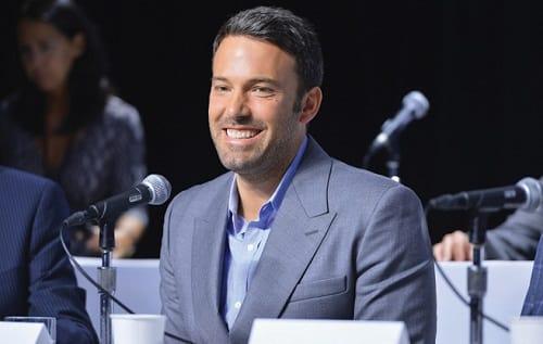 Ben Affleck Press Conference