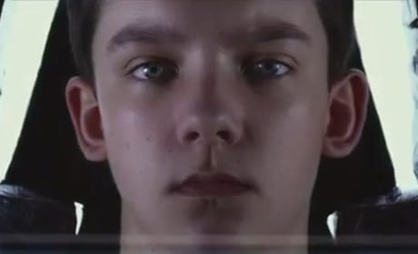 Ender's Game Teaser Trailer: You're Never Ready