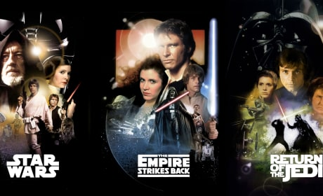 Original, Unaltered Star Wars Trilogy To Be Released on Blu-Ray!