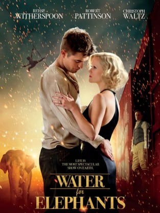Water For Elephants Official Poster