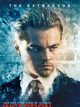 Inception Character Poster: Extractor