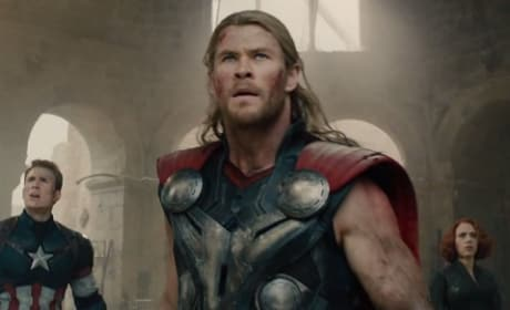 Avengers Age of Ultron Teaser Trailer: Finally Here!