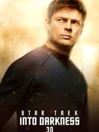 Star Trek Into Darkness Karl Urban Poster