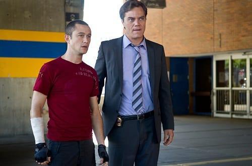 Joseph Gordon-Levitt and Michael Shannon Premium Rush