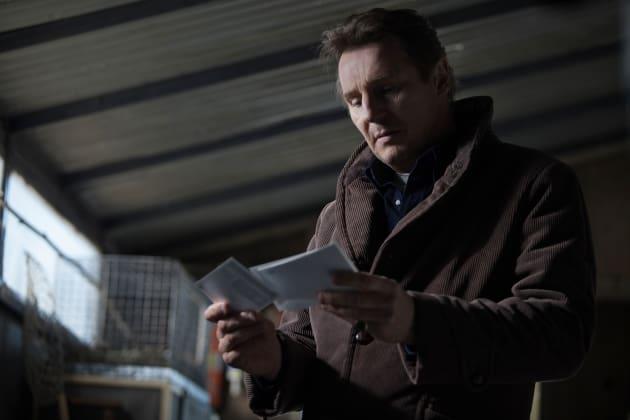 Liam Neeson A Walk Among the Tombstones