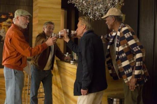 Last Vegas Kevin Kline Robert De Niro Michael Douglas Morgan Freeman