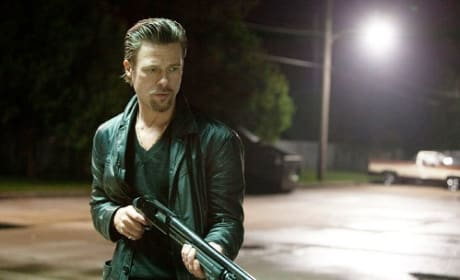 Brad Pitt Killing Them Softly