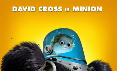 Megamind Minion Poster