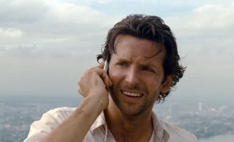 Bradley Cooper Takes Mark Wahlberg's Silver Linings Playbook