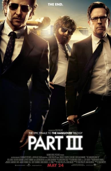 The Hangover Part 3 Poster