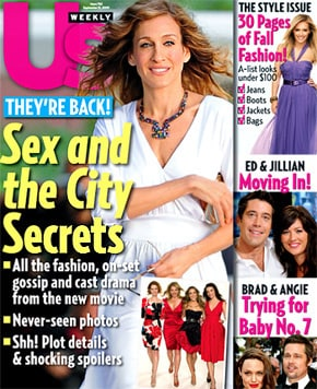 Sex and the City Secrets