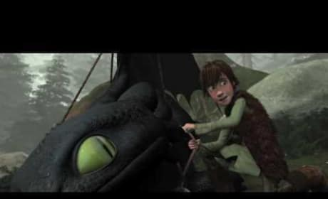How to Train Your Dragon - Trailer 1