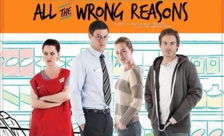 All the Wrong Reasons Poster