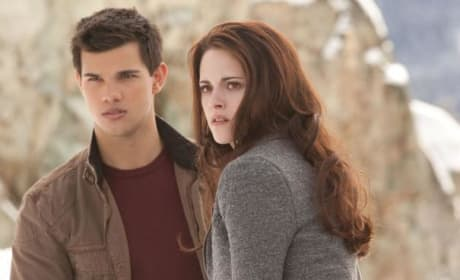 Breaking Dawn Part 2 Kristen Stewart Taylor Lautner
