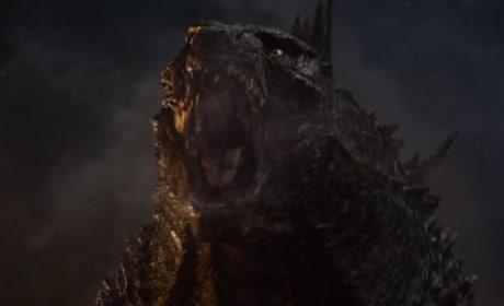 Godzilla Trailer Still