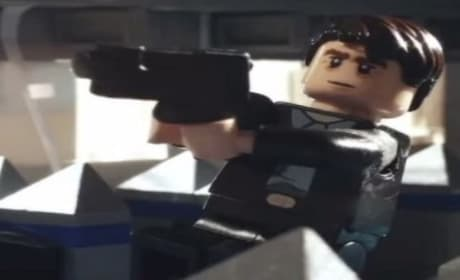 Non-Stop Trailer: Done with LEGO!