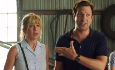 We're the Millers Jason Sudeikis Jennifer Aniston