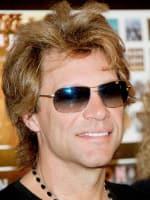 Rocker Jon Bon Jovi