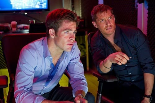 Tom Hardy and Chris Pine Star in This Means War