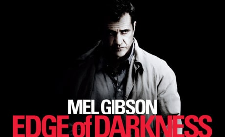 Mel Gibson Teeters on the Edge of Darkness Poster