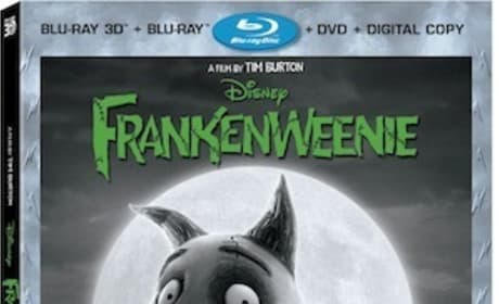 Frankenweenie DVD Review: Tim Burton Gets Back to Basics
