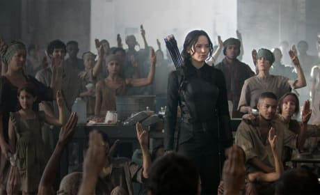 The Hunger Games: Mockingjay Part 1 Jennifer Lawrence