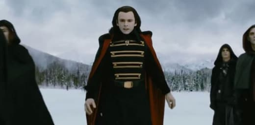 Breaking Dawn Part 2 Michael Sheen