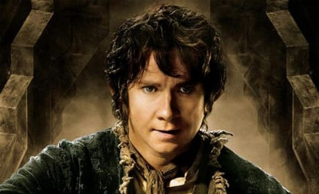 The Hobbit The Desolation of Smaug Character Posters: Ready for Action!