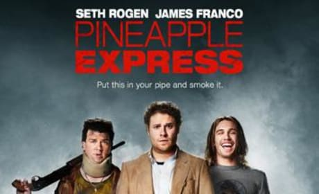 Pineapple Express Movie Poster, Quotes