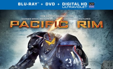 Pacific Rim DVD Review: Go Big or Go Extinct