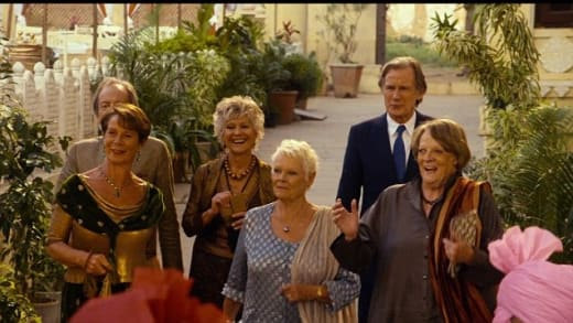 The Second Best Exotic Marigold Hotel Cast