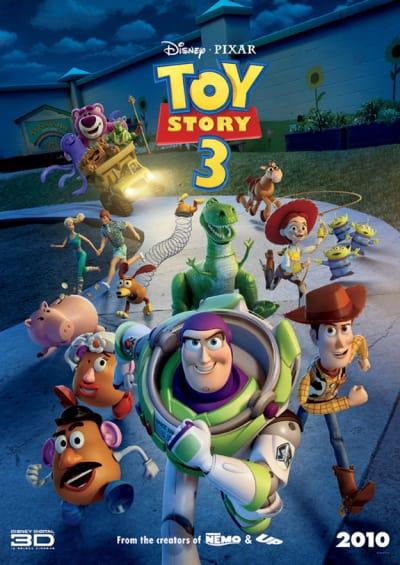 Toy Story 3 International Poster