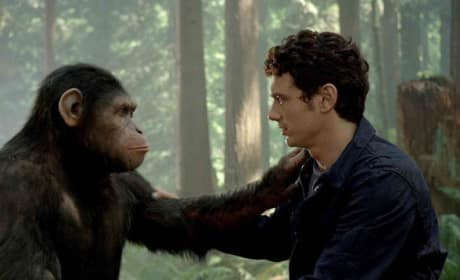 James Franco Planet of the Apes