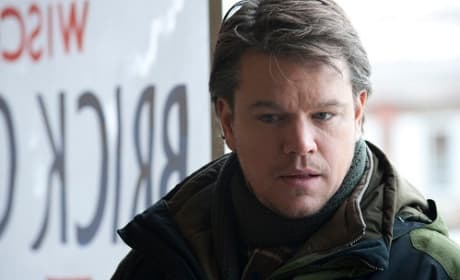 Matt Damon Talks Contagion with Movie Fanatic