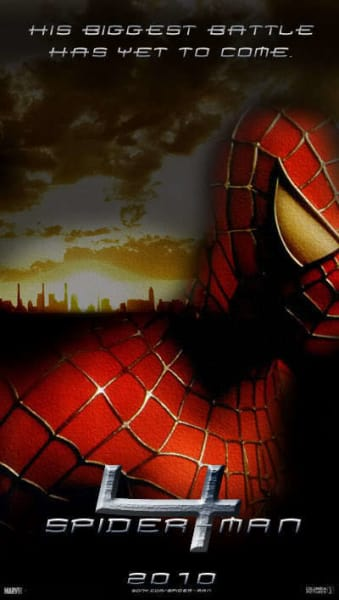 Spider-Man 4 Poster