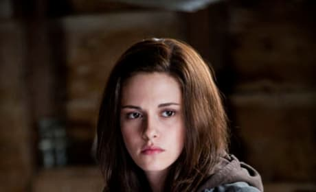 Kristen Stewart as Bella Swan