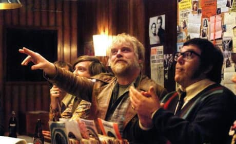 Philip Seymour Hoffman is the man