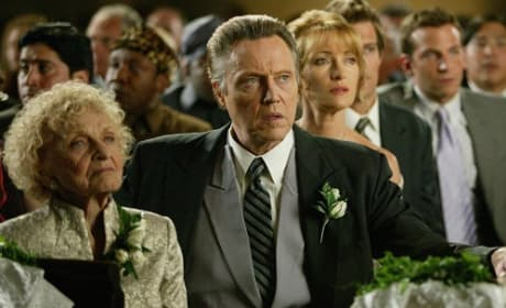 Christopher Walken Wedding Crashers