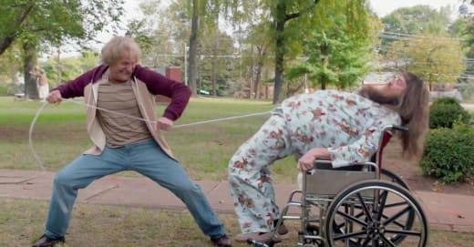 Dumb and Dumber To Stars Jim Carrey Jeff Daniels