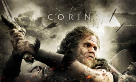 Ron Perlman as Corin in Conan the Barbarian