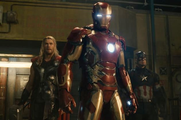 Avengers: Age of Ultron - 5/1