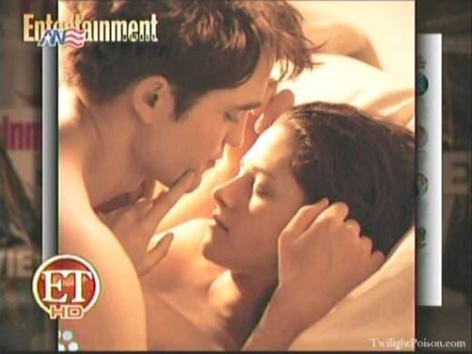 Bella and Edward Sex Scene
