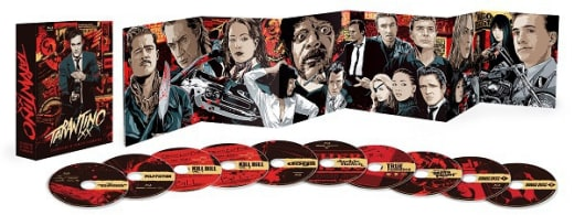 Tarantino XX Blu-Ray