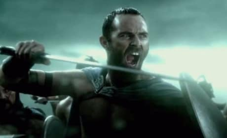 300 Rise of an Empire Trailer: War Is Coming to Greece