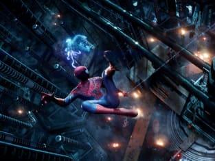 The Amazing Spider-Man 2 Action Photo