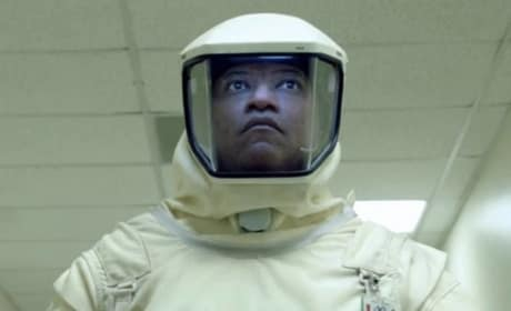 Laurence Fishburne The Signal