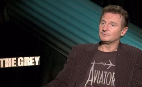 The Grey Exclusive: Liam Neeson Video Interview