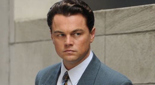 The Wolf of Wall Street Leonardo DiCapril